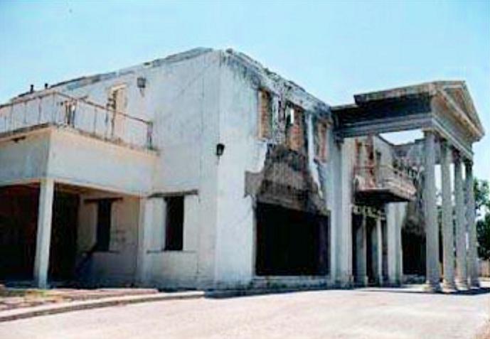 Kuwaiti white house restoration ahmadi kuwait for Restoration house